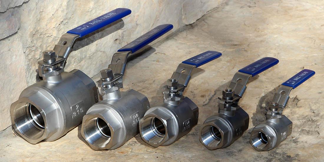 Ball Valves SS316 – Stainless Steel