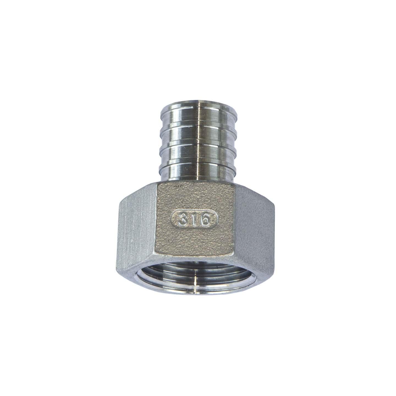 PEX Female Adaptor RAINES™ SS316